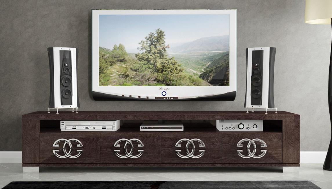 LV - E-Prestige 3 Door TV Stand