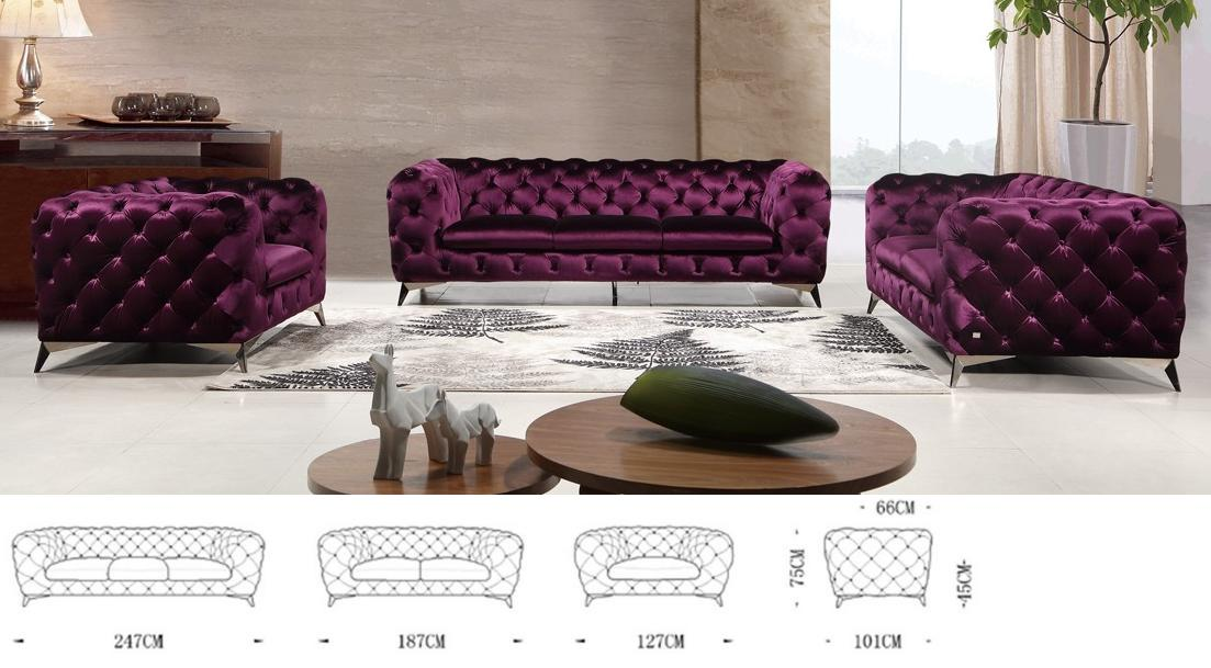 Sofas Lv 1546 Caliaitalia Furniture Store Toronto