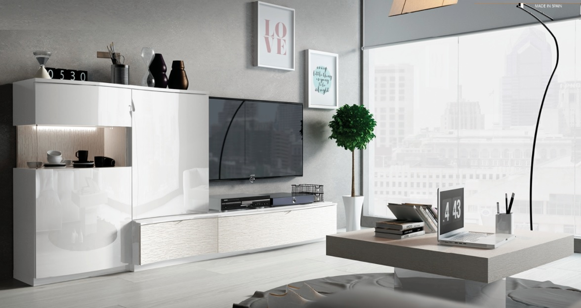 LV - E-Cordoba Wall Unit