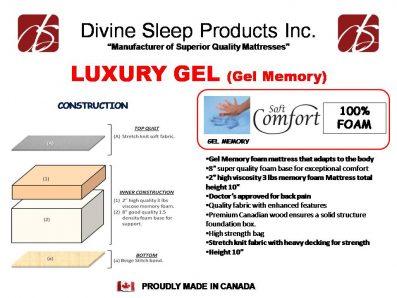 LV - Luxury Gel