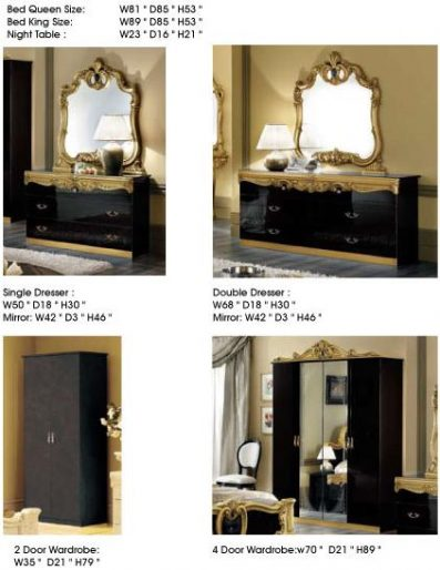 LV - Barocco - Black and Gold