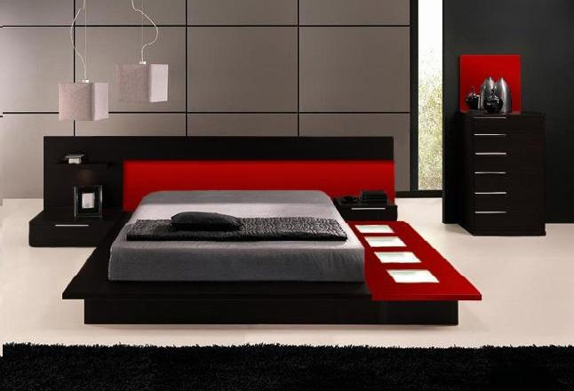 LV - Modern 5 ( Red )