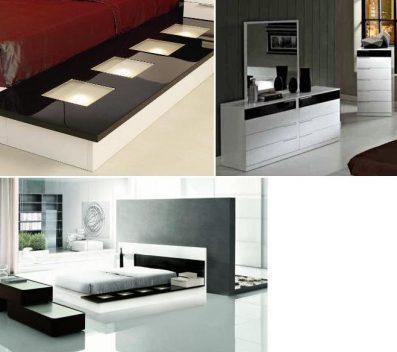 LV - Modern 5 ( White )